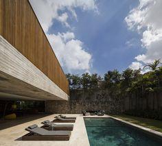 Casa dos Ipês,© Fernando Guerra   FG+SG