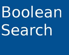 The Recruiters Guide To Boolean Search
