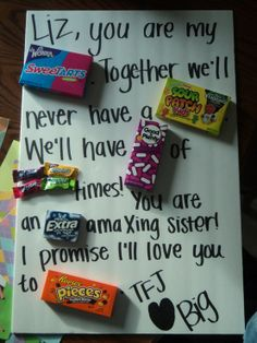 candy posters.. classic <3