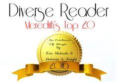 Diverse Reader: 2016 Top 20 Top Reads ~ Meredith's Picks!