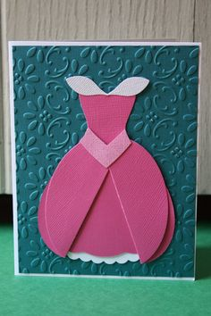 Sleeping Beauty Handmade Card