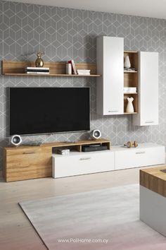 Living room designs – Home Decor Interior Designs Home Living Room, Interior Design Living Room, Living Room Decor, Design Bedroom, Lcd Wall Design, Karton Design, Modern Tv Wall Units, Modern Tv Cabinet, Tv Unit Decor