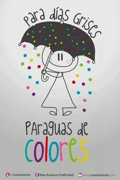 Per què fem anar tant el blanc i el negre si a tots ens agrada el color?. El color ens porta a l'#emoció #color