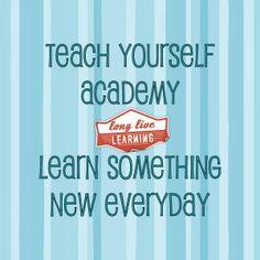 Teach Yourself Acade