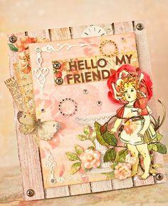 Hello My Friend card
