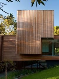 Silver top Ash | Tait Timber & Hardware Wooden Cladding Exterior, Timber Cladding, Silver Ash, Silver Tops, Contemporary Architecture, Architecture Design, External Cladding, Shell House, Tiny House Exterior