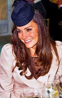 middletonmania:    vintage Kate.    At Peter Phillips (Princess Anne's son) wedding in 2008. This was the first time Kate officially stepped in for William and wentin his place.