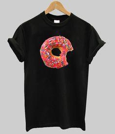 donut T shirt #tshirt #shirt #tee #clothing #graphictee