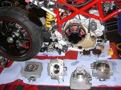 Tuning Hypermotard 1100/1000 Paul Smart/Sport/GT | Ducati & Aprilia-Tuning Kämna