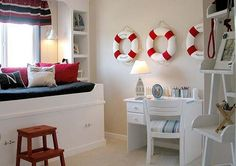Kids rooms are wonderful interior design and decorating projects for DIY enthusiasts