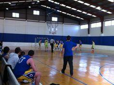 Júniors: l'Olleria Bàsquet - EMBA l'Alcúdia (9-3-2014)