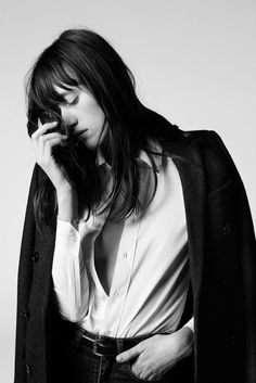 • Saint Laurent • Helena Severin by Hedi Slimane
