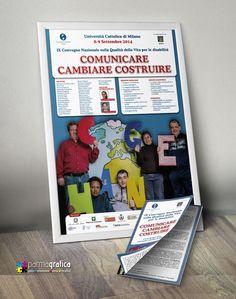 Poster e brochure