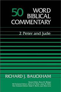 Best commentaries on 2 Peter and Jude