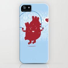 Cardio Ambition iPhone & iPod Case