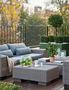 @Mary Constance Michael said your new deck is huge - you should get this furniture for it!! Very on trend!!! Haha