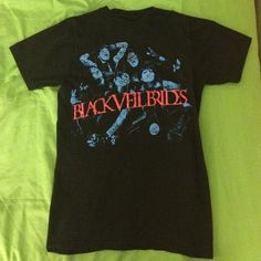 Black Veil Brides Hot Topic Tee I will not be able to ship for 3-5 days Hot Topic Tops Tees - Short Sleeve