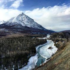 Old Highway Trail near Sheep Mountain – Sutton, Alaska – brittanytravelPT