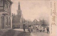 Wognum - Kerkebuurt - Spanbroek Benningbroek 1903