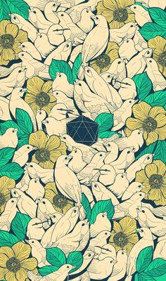 Birdy bird birds, Gustavo Pergoli