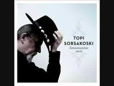 Topi Sorsakoski - Levoton mieli
