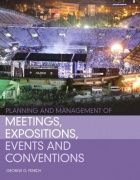 This is the first text of its kind to focus on planning (in addition to event management), and incorporates the Meeting and Business Events Competency Standards. It is the most up-to-date book on planning and management in the meetings, expositions, events, and conventions industry and covers a wide range of topics dealing with these two crucial functions.