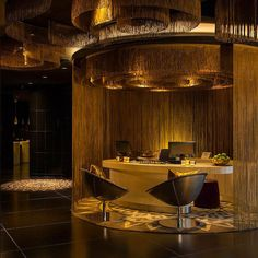 So proud to have worked with #StudioGaia on #WBogota #hotel in Columbia. New photo of the #concierge #nofilter #actualphoto #interiordesign #travel #beautiful #gold #golden #Gorgeous #hospitality #design #wanderlust #amazing #whotels #latinamerica #Columbia #hotellife #style #cocktails #followme #glow #instaphoto #photooftheday #mixology #modern