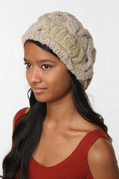 new winter hat!