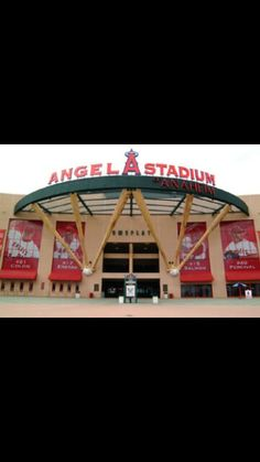 Anaheim - Angels Stadium