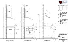 What are Millwork Shop Drawings? Shop Interior Design, Interior Design Living Room, Autocad, Drawing Furniture, Joinery Details, Drawing Interior, Working Drawing, Construction Drawings, Detailed Drawings