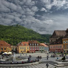 Brasov, Romania (City Life by Great Places, Places To See, Brasov Romania, Future Travel, Small World, Great Pictures, Eastern Europe, City Life, Homeland