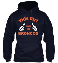 Limited Edition Broncos Tee