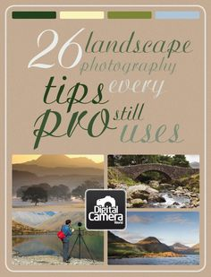 Are you a beginner landscape photographer? These 26 landscape photography tips are the essential groundwork you need to start taking pictures you can be proud of.