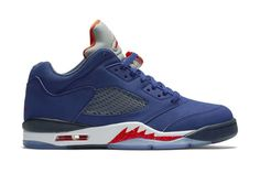 cheap for discount 536c4 2e1aa The Air Jordan 5 Retro Low Is Getting a Melo-Approved Makeover. Nike ...