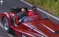 Strange and Funny Google Street View Photo 23