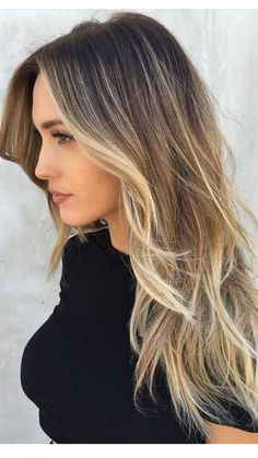 Blonde - Highlights - Ash - Balayage