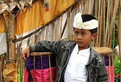 Bali kid