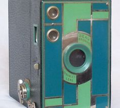 When cameras looked cool...