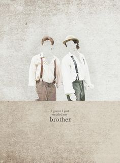 Stamon- Brotherly love