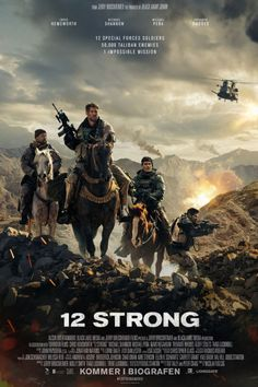 12 STRONG danske fuld film streaming gratis