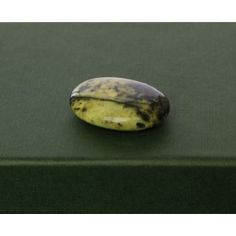Irish Worry Stone - In Irish folklore, rubbing a worry stone crafted from Connemara marble is believed to relieve worries and bring luck. It was also a traditional gift between families who vow friendship between them. It is renowned to bring good fortune to those who possess it. Presented in a Dark Green Velour Drawstring Pouch.    1.1 inch x .75 inch  Only $7 on www.apieceofblarney.com