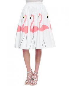 Trendspotting: Flamingo Prints