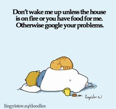 Funny Wake Up Quotes | funny picture wake up food fire google