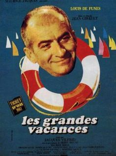 Buy online, view images and see past prices for BOURDUGE JOUINEAU - Les Grandes Vacances Louis de Funès Invaluable is the world's largest marketplace for art, antiques, and collectibles. Frances Movie, Claude Gensac, Festival Cinema, Vintage Prints, Vintage Posters, Capas Dvd, French Movies, Film School, Movie Posters
