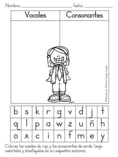Fichas trabajar conceptos (2) Bilingual Kindergarten, Bilingual Classroom, Bilingual Education, Spanish Classroom, Preschool Spanish, Elementary Spanish, Teaching Spanish, Elementary Schools, Language Activities