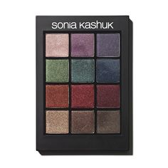 Sonia Kashuk's limited edition eye shadows are fantastic for fall
