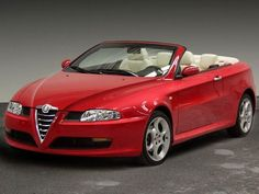 While they appeared in concept form at one point in time, these drop-tops never made it to production.