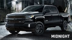 Special Edition Trucks: Silverado | Chevrolet MIDNIGHT