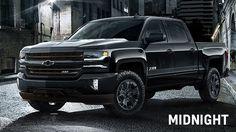 Special Edition Trucks: Silverado | Chevrolet MIDNIGHT