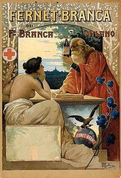 Fernet Branca - 1910's - (Ballerio) -
